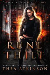 bargain ebooks Rune Thief Urban Fantasy by Thea Atkinson