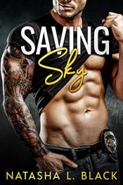 bargain ebooks Saving Sky Contemporary Romance by Natasha L. Black