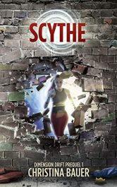 bargain ebooks Scythe Young Adult/Teen SciFi by Christina Bauer
