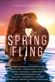 bargain ebooks Spring Fling Contemporary Romance by Multiple Authors