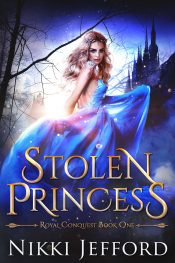bargain ebooks Stolen Princess Fantasy by Nikki Jefford