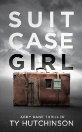bargain ebooks Suitcase Girl Thriller by Ty Hutchinson