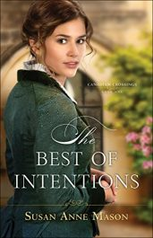 bargain ebooks The Best of Intentions Historical Fiction by Susan Anne Mason