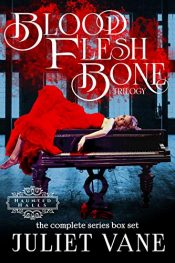 bargain ebooks The Blood Flesh Bone Trilogy Boxed Set Young Adult/Teen Horror by Juliet Vane