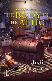 amazon bargain ebooks The Body in the Attic Mystery by Judy Lynn