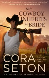 bargain ebooks The Cowboy Inherits a Bride Western Romance by Cora Seton