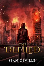 bargain ebooks The Defiled Apocalyptic Horror Scifi by Sean Deville