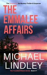 bargain ebooks The EmmaLee Affairs Historical Mystery Thriller by Michael Lindley