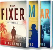 bargain ebooks The Falau Files Box Set 1 Thriller by Michael Gomes