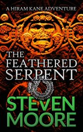 amazon bargain ebooks The Feathered Serpent Action/Adventure by Steven Moore