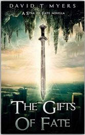 bargain ebooks The Gifts of Fate Urban Fantasy by David T Myers