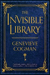 bargain ebooks The Invisible Library Fantasy Adventure by Genevieve Cogman