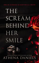 amazon bargain ebooks The Scream Behind Her Smile Romance Thriller by Athena Daniels