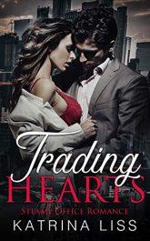 bargain ebooks Trading Hearts Erotic Romance by Katrina Liss