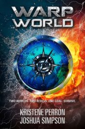 bargain ebooks Warpworld SciFi Adventure by Kristene Perron & Joshua Simpson