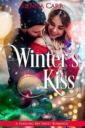 bargain ebooks Winter's Kiss Sweet Romance by Sienna Carr