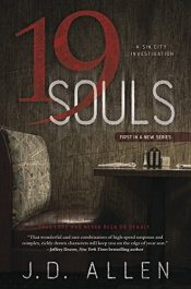 amazon bargain ebooks 19 Souls (A Sin City Investigation Book 1)Mystery by J.D. Allen
