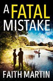 amazon bargain ebooks A Fatal Mistake Historical Thriller by Faith Martin