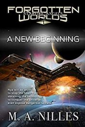 bargain ebooks A New Beginning SciFi Adventure by M.A. Nilles