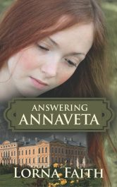 bargain ebooks Answering Annaveta: Sweet Promise of Love Historical Romance by Lorna Faith