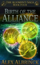 amazon bargain ebooks Birth of the Alliance Science Fiction by Alex Albrinck