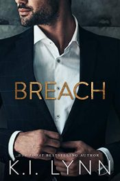 bargain ebooks Breach Erotic Romance by K.I. Lynn
