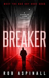 bargain ebooks Breaker Action Thriller by Rob Aspinall