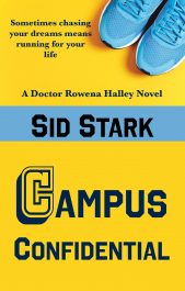 bargain ebooks Campus Confidential Suspense Mystery by Sid Stark