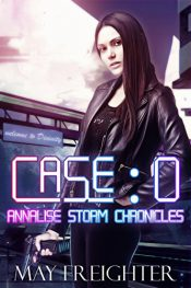 bargain ebooks Case: 0 Young Adult/Teen SciFi Mystery by May Freighter
