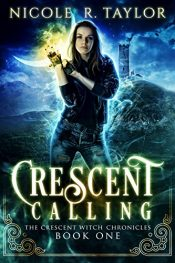 bargain ebooks Crescent Calling Fantasy by Nicole R Taylor