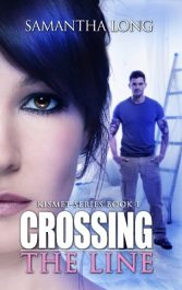 bargain ebooks Crossing the Line Erotic Romance by Samantha Long