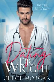 bargain ebooks Dating Dr. Wright Contemporary Romance by Chloe Morgan