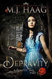 amazon bargain ebooks Depravity: A Beauty and the Beast Novel Urban Fantasy by M.J. Haag