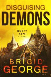 bargain ebooks Disguising Demons Cozy Mystery by Brigid George
