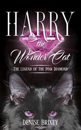 amazon bargain ebooks Harry The Wonder Cat: The Legend of the Pink Diamond Occult Horror by Denise Brixey