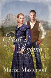 bargain ebooks Hart's Longing Historical Romance by Marisa Masterson