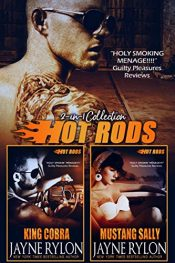 amazon bargain ebooks Hot Rods 2-in-1 Collection Erotic Romance by Jayne Rylon
