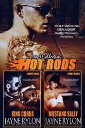 amazon bargain ebooks Hot Rods 2-in-1 Collection Erotic Romance by Jayne Rylon