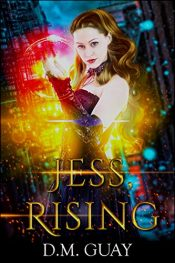 amazon bargain ebooks Jess, Rising Young Adult/Teen Fantasy by D.M. Guay