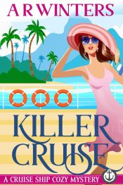 bargain ebooks Killer Cruise Cozy Mystery by AR Winters