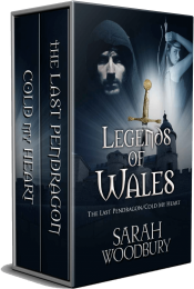 bargain ebooks Legends of Wales Historical Romance by Sarah Woodbury