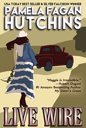 bargain ebooks Live Wire Mystery by Pamela Fagan Hutchins