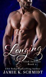 amazon bargain ebooks Longing (Club Inferno Book 2) Erotic Romance by Jamie K. Schmidt