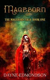 bargain ebooks Mageborn Young Adult/Teen Fantasy by Dayne Edmondson