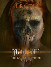 bargain ebooks Malum: The Ballad of Darane Fantasy Horror by Ione Joy