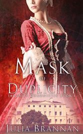 bargain ebooks Mask of Duplicity Historical Fiction by Julia Brannan