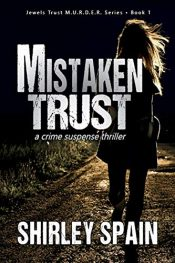 bargain ebooks Mistaken Trust Crime Suspense Thriller by Shirley Spain