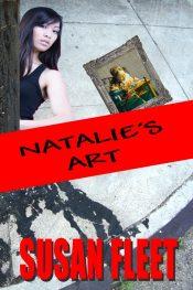 bargain ebooks Natalie's Art, a Frank Renzi Crime Thriller Thriller by Susan Fleet