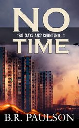 amazon bargain ebooks No Time (180 Days and Counting... Series Book 1) Horror by B.R. Paulson