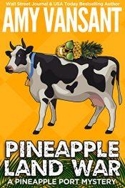 bargain ebooks Pineapple Land War Mystery by Amy Vansant